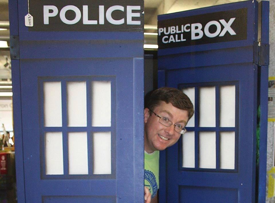 Traveling TARDIS