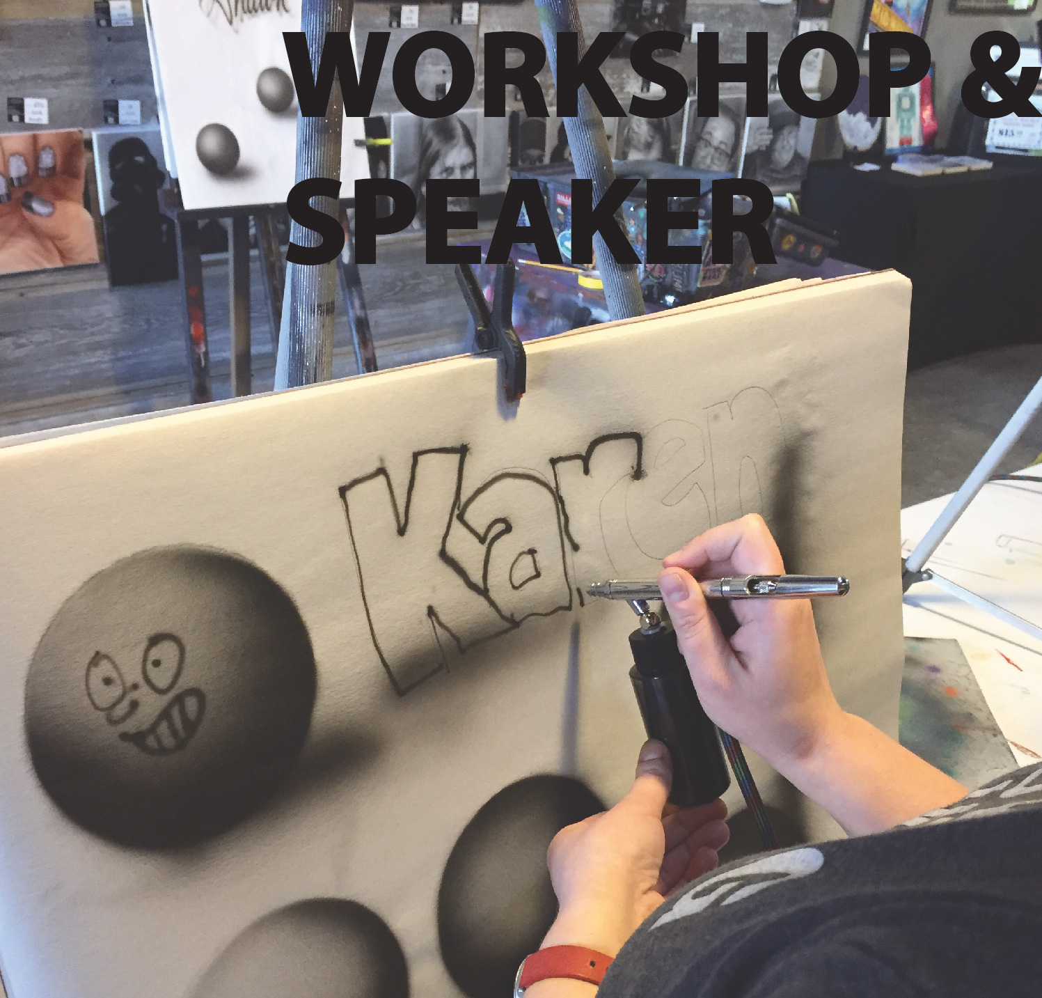 Workshops & Public Speaking